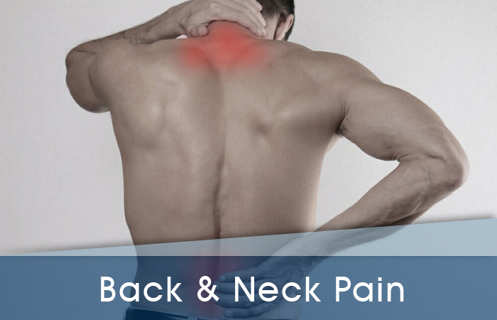 Back and Neck Pain - Funcional Physio