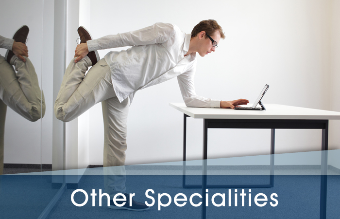 Other Specialities - Functional Physio Mt Eden